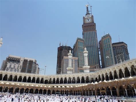 Abraj Al Bait by The Biggest Clock In The World Abraj Al Bait Mecca In