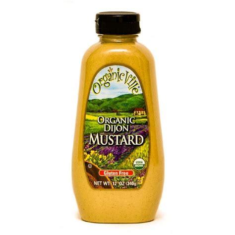 Organic Dijon Mustard by Organicville Organic Dijon Mustard
