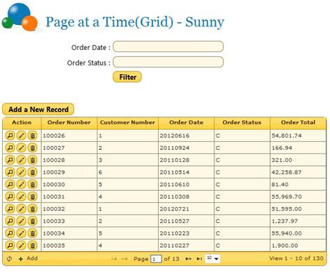 jqgrid themes exles how to create color themes for jquery ui widgets with