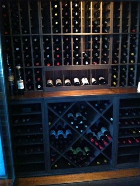 Closet Wine Racks by Custom Wine Room West Palm Florida Closet Conversion Liff Wine Cellar