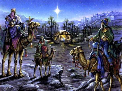 the christmas nativity scene story vs scripture