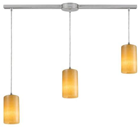 multi pendant lighting kitchen three light satin nickel multi light pendant
