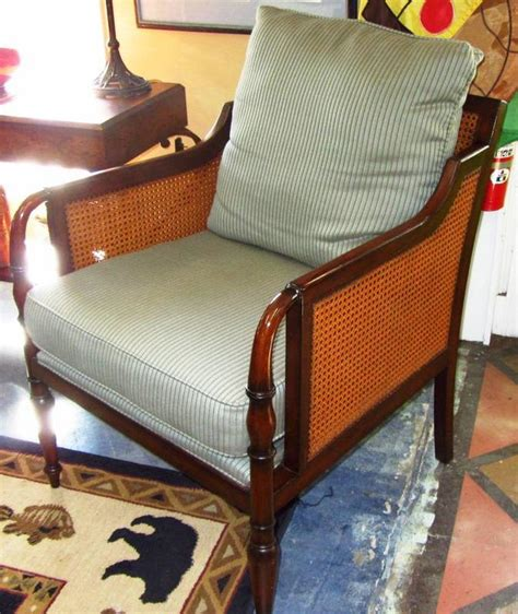 cain side chair