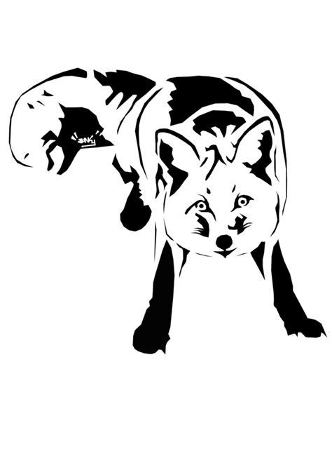 T Shirt Fox Logo Wisata Fashion Shop careful fox stencil t shirt design by jankycc on deviantart