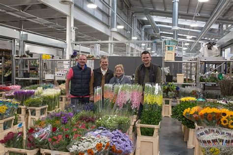 Look Inside Our Brand New Flower Market Brand New Covent Flower Market Covent Garden