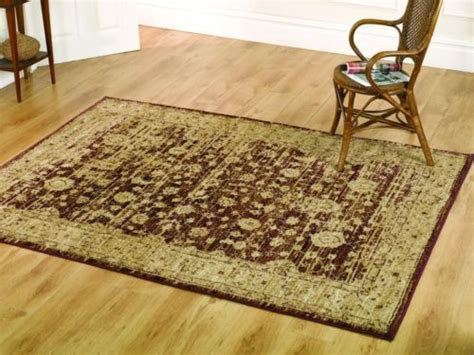sincerity vintage on trend distressed style large rugs