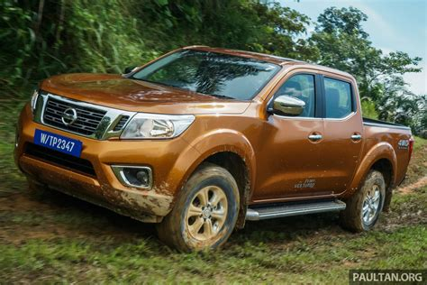 driven nissan np300 navara review in malaysia paul image 424991