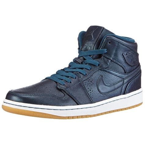 hightop trainers c 2 97 106 nike air 1 mid leather mens high top trainers ebay