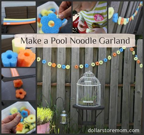 15 things you can do with your pool noodles