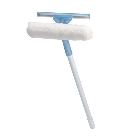Window Squeegee ettore window squeegee and scrubber combo complete washer