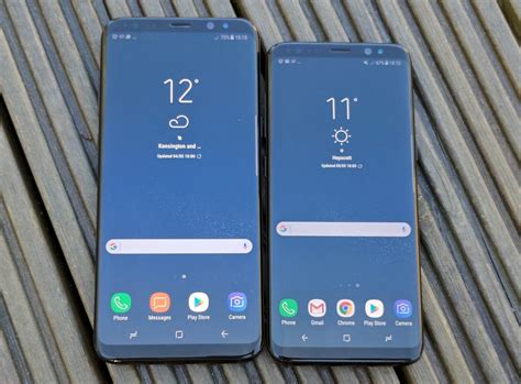 Samsung S8 Plus S8 Plus galaxy s8 vs galaxy s8 plus review samsung s flawed