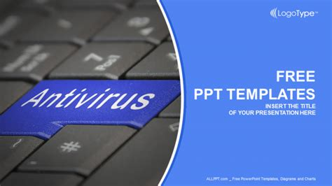 Anti Software Virus Ppt Templates Software Presentation Template Powerpoint