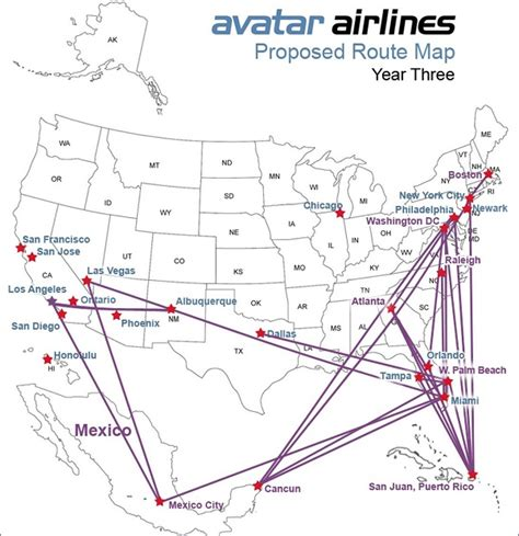 map of us airline routes liangma me avatar airlines route map featured wandering aramean