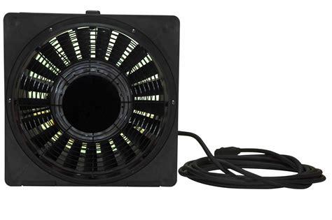 16 inch box fan electric explosion proof box fan blower 4450 cfm 220