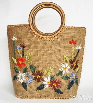 Handmade Embroidered Bags - embroidered bags embroidery designs