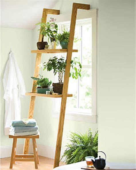 Ladder Shelf For Plants by Plant Ladder Plant Stand Gardener S Supply