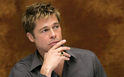 Brad Pitts by Bradd Brad Pitt Wallpaper 34335267 Fanpop