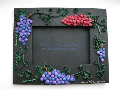 Handmade Frame Designs - 69 best images about quilling frames on