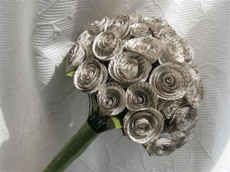How To Make A Paper Bouquet Of Flowers - how to make a paper flower bouquet