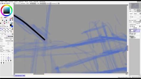paint tool sai gmail intro to paint tool sai linework vector layers