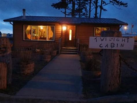 la push cabins the quot twilight quot cabin adorable decor