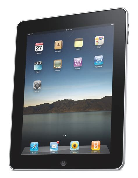 Hardware preview: Apple iPad   Raoul Pop