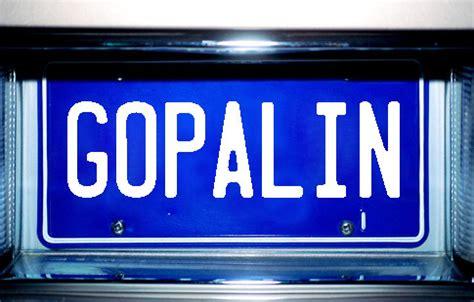 sues nevada dmv for rejecting gopalin vanity plates