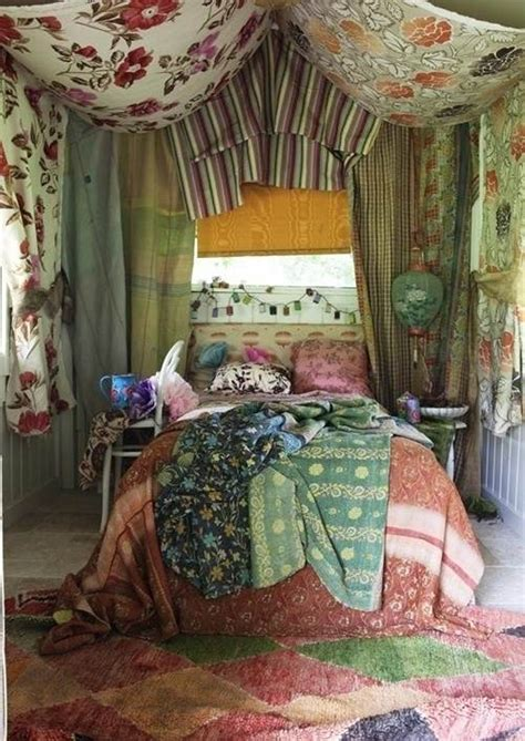 bohemian gypsy bedroom boho bedroom ideas with fabrics cute and unique boho