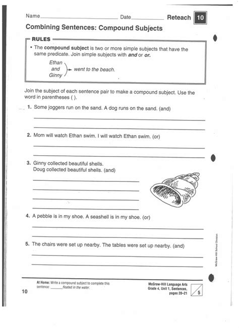 Grammar Worksheets 4th Grade by 6 1 Traits Series Conventions Sentence Fluency Grammar 101 Dynamic