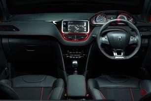 Peugeot 208 Gti Interior Peugeot 208 Gti Interior