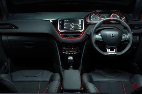 peugeot 208 gti inside update on isuzu interior autos post