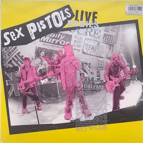 Cd Pistols Filthy Lucre Live god save the pistols japanese cd replica 2008 filthy