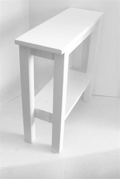 long narrow accent tables best 25 narrow side table ideas on pinterest thin side