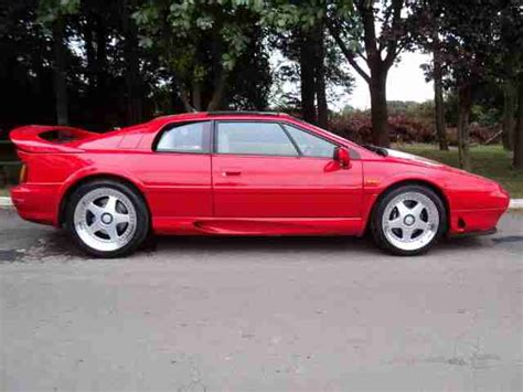 how cars work for dummies 1995 lotus esprit seat position control lotus 1995 esprit s4s red only 33000 miles car for sale