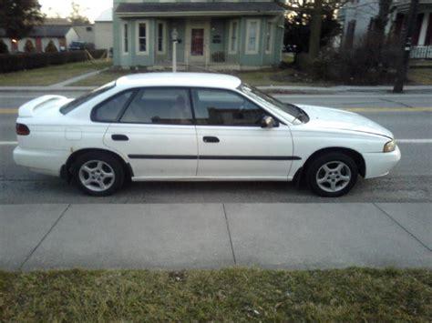 1995 Subaru Legacy Sedan by 1995 Subaru Legacy Pictures Cargurus
