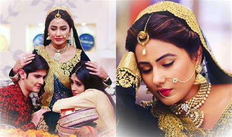 most beautiful actress of yeh rishta kya kehlata hai oh no yeh rishta kya kehlata hai actress hina khan aka