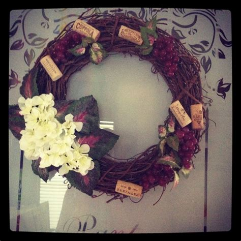 30 best images about wreath wine themed on floral arrangements artichokes and