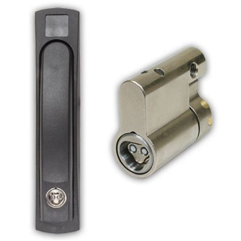 electronic server cabinet lock | sp&t news