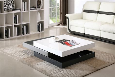 Cw01 Modern Coffee Table Contemporary Furniture Coffee Table