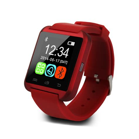 bluetooth smart watch wristwatch u8 fit for smartphones 2016 bluetooth smart watch mtk swatch wristwatch