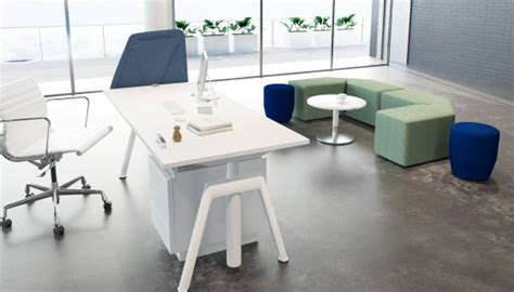 elektrisch verstelbaar bureau plus mv kantoor