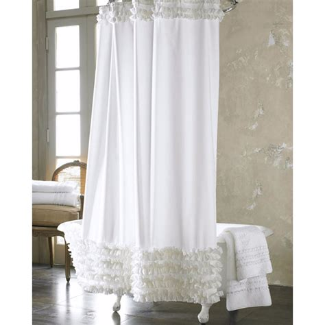 lace shower curtains and window curtains 180 180cm white lace shower curtain waterproof mildewproof