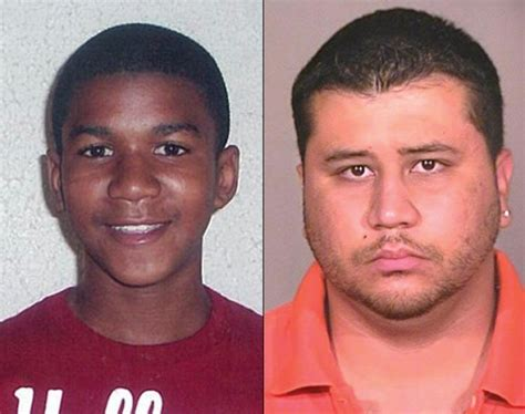 the murder of seventeen year old trayvon martin of miami race issues in trayvon martin case are not quite black