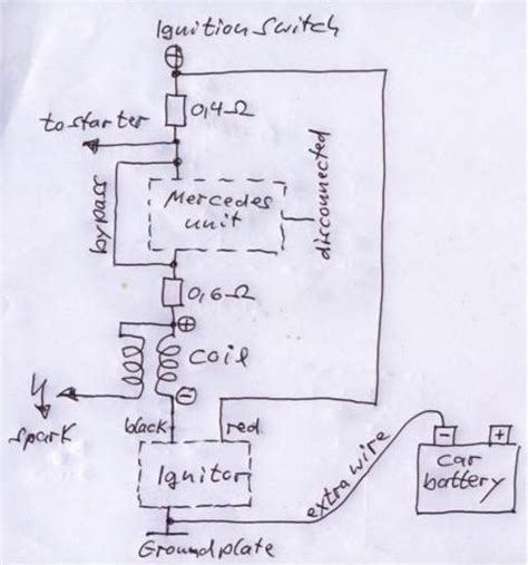 pertronix flamethrower distributor wiring diagram