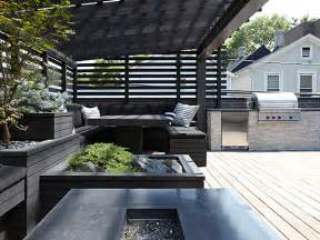 Modern Patio Design by Chicago Modern House Design Amazing Rooftop Patio