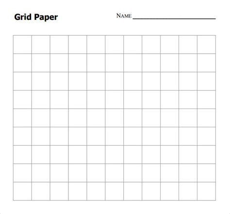 buisness cards grid template 8 printable grid paper sles sle templates