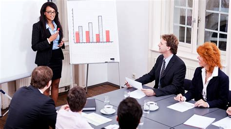 Office Meeting by How To Present Your Seo Plan