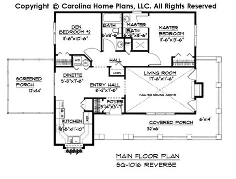 1100 square feet small cottage style house plan sg 1016 sq ft affordable small home plan under 1100 square feet
