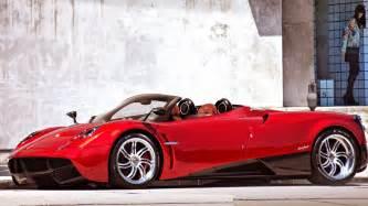 pagani huayra red pagani huayra roadster exesport