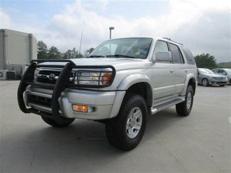 how to sell used cars 1999 toyota 4runner free book repair manuals sell used 1999 toyota 4runner limited sport utility 4 door 3 4l in atlanta georgia united